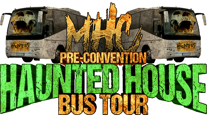 MHC Pre-Convention Haunted House Bus Tour