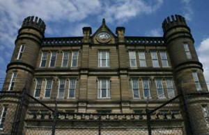 West Virginia Penitentiary in Moundsville