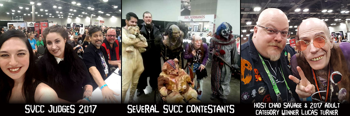 Sinister Visions Costume Contest 2017