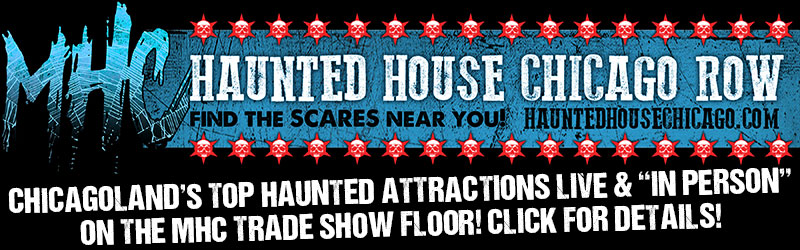 Haunted House Chicago Row