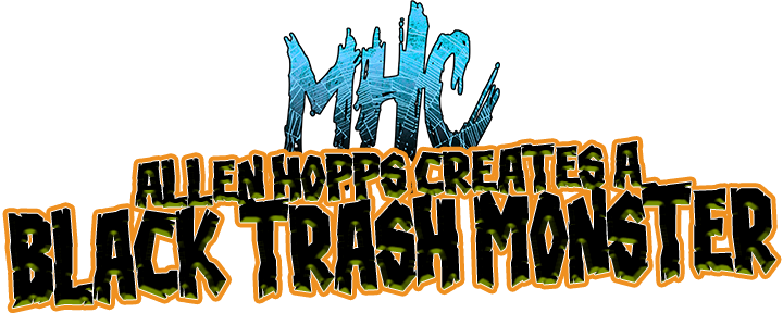 MHC Black Trash Monster