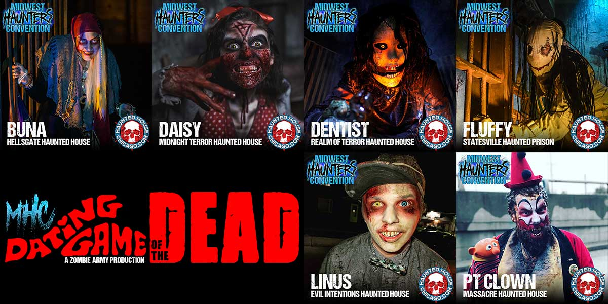 MHC Dating Game of the Dead