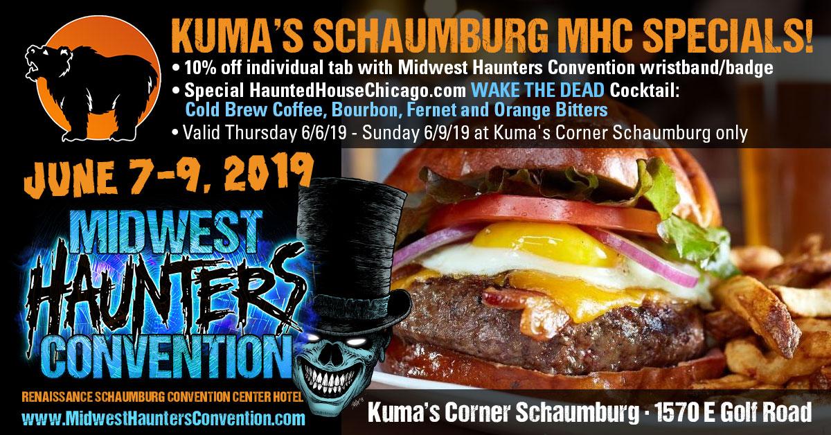 Kuma's Corner Schaumburg MHC Specials